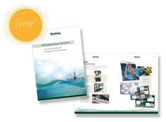 © designstuuv.de | Bünting jährlich Broschüre 100 Seiten