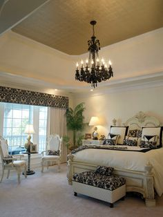 Pan Ceiling Design Ideas, Pictures, Remodel, and Decor