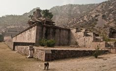 Haunted City of Bhangarh