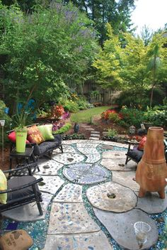 Creating a Whimisical Patio | Pennsylvania Gardener eNewsletter