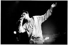 Morrissey, London, 1982 by Steve Pyke - Photographer