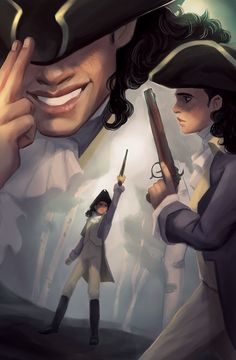 The 46 Songs From The 'Hamilton' Soundtrack Are Now Illustrated | Huffington Post