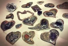 Soldered Jewelry Misc. on Pinterest | Soldered Pendants, Diana and Mixed Metals