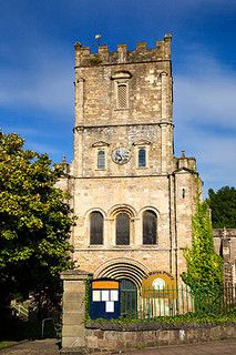 Priory Church of St Mary Chepstow Monmouthshire Wales by Mark Sunderland, via Flickr