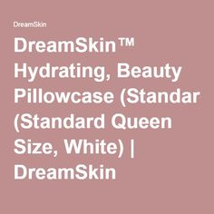 Dreamskin Pillowcase Amusing Dreamskin™ Beauty Pillowcase  Must Have ♥  Pinterest  Products 2018