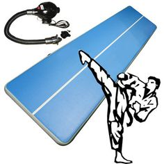 Lovely Roll Out Gym Mats