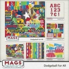 Dodgeball For All BUNDLE
