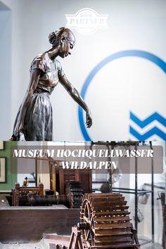 Besuchen Sie das #Museum #HochQuellenWasser in #Wildalpen und besichtigen Sie eine der größten #Trinkwasserquellen Europas - die #Kläfferquelle. #österreich #steiermark #gesäuse #gibtkraft Museum, Partner, Movies, Movie Posters, Alps, Culture, Kunst, Films, Film Poster