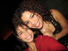 Arielle with Jordan Sparks