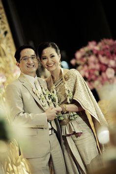 Cute Thai Wedding Dress