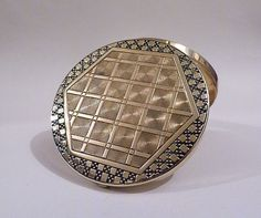 Art Deco compacts deco compacts L T Piver 1930s compact mirrors vintage gifts…