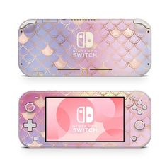 Nintendo Switch Accessories, Gaming Accessories, Nintendo Switch Case, Lps, Gaming Room Setup, Mermaid Scales, Level Up, Diy Dollhouse, Girly Things