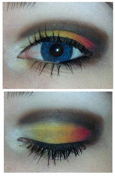 monarch butterfly eyeliner - Google Search