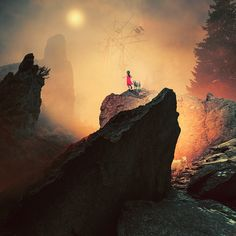World free playground by Caras Ionut on 500px