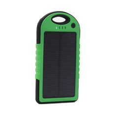 High Quality Solar Panel Charger -Dual USB Port Portable Charger-with A Climbing Hook - External Battery Power Pack for iPhone Samsung Galaxy etc , Suitable for Charging Phones, Android Phones, Gopro camera an Solar Phone Chargers, Portable Phone Charger, Car Chargers, Solar Panel Charger, Solar Solutions, Emergency Power, Gopro Camera, Samsung Galaxy S5, Android Phones