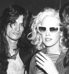 Cyrinda Foxe was rumored to have had an affair with Aerosmith guitarist Joe Perry in the Joe Perry, Mia Tyler, Happy Birthday Joe, Elevator Music, Steven Tyler Aerosmith, Hey Joe, Wife And Girlfriend, Blonde Beauty