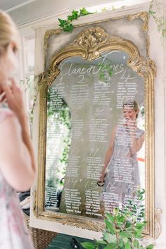 mirror tableplan Classic Elegance, Table Plans, Wedding Table, Summer Wedding, Elegant, Frame, Fun, Inspiration, Outdoor