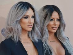 #Grannyhair: Grey Hair Trend