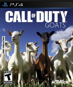 Call Of Duty Goats!!!