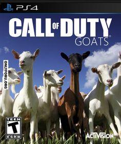 Call Of Duty Goats!!!