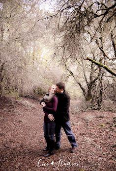 Engagement Session | Woodside | Sara + Tony | Cici Studios | SF Bay Area Photographer + Middle School English Teacher | www.cicistudios.com