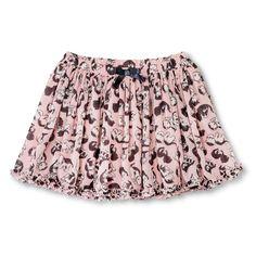 Toddler Girls' Mini Skirt - Just Blush : Target