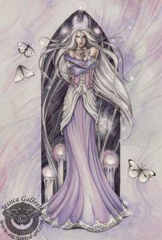 Jessica Galbreth - White Magick