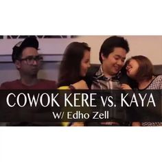 LASTDAY Production with edhozell present Cowok Kere vs. Cowok Kay Check more at http://lastdayprod.com/lastday-production-with-edhozell-present-cowok-kere-vs-cowok-kay-3