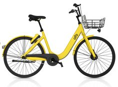 The world's first dockless bicycle-sharing platform operated via mobile app +ofo+