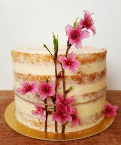 Birthday Cake Roses, Elegant Birthday Cakes, Mermaid Birthday Cakes, Cute Birthday Cakes, Beautiful Birthday Cakes, Beautiful Cakes, Cake Decorating Designs, Easy Cake Decorating, Cake Decorating Techniques