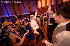 Hudson Valley Wedding DJ Bri Swatek Dance Party Groom Bethel Woods Kevin Ferguson