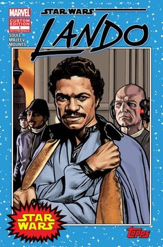 Vintage Topps Lando Comic San Diego Comic Con Exclusive Custom Edition 1 Comic Raw Still in Wrapper. Feel free to email me for additional pictures or questions. Watch Justice League, Justice League Dark, Star Wars Comics, Marvel Comics, King Shark, Kirby Character, Lando Calrissian, 2020 Movies, Star Wars Collection
