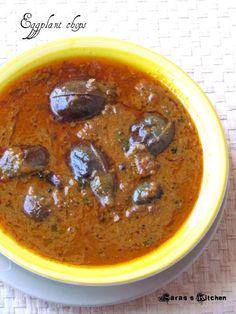 Mughlai Eggpalnt gravy for Briyani / Briyani Kathirikai chops Veg Recipes, Indian Food Recipes, Vegetarian Recipes, Cooking Recipes, Ethnic Recipes, Vegan Soups, Easy Recipes, Recipies, Spicy Dishes