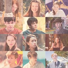 Narnia kids different ages