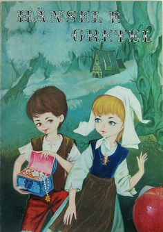Hansel and Gretel by Grimm