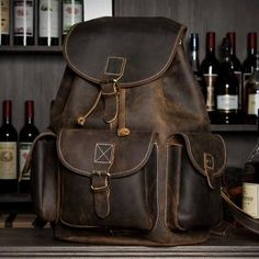 Cheap leather lable, Buy Quality leather bag for laptop directly from China leather boston bag Suppliers: Men Backpacks Genuine Leather Men's Travel Bag Fashion Man Casual Backpack Leather Business Bag Male Backpack BB Men's Backpacks, Vintage Backpacks, Leather Backpacks, Mens Travel Bag, Backpack Travel Bag, Vintage Leather Backpack, Casual Bags, Leather Men, Leather Belts