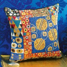 Klimt Blue - Ehrman Tapestry