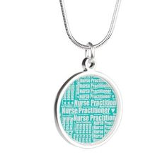 Nurse Practitioner Necklaces on CafePress.com