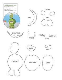 Free Turtle pattern/template