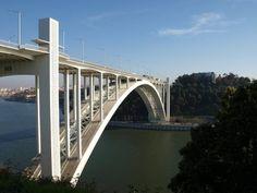 Ponte Arrabida - in Oporto
