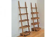 leaning ladder bookshelf with drawers leaning Ladder Bookshelf, Diy Ladder, Bookshelf Design, Bookcase With Drawers, Drawer Shelves, Shelving, Bookcases, Unique Shelves, Centerpieces
