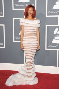 27 Times Celebs Didn't Care What They Looked Like At The Grammys