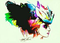 lady gaga painting