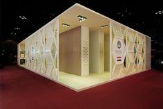 Royal Ceramica stand by Paolo Cesaretti Dubai UAE 06 Royal Ceramica stand by Paolo Cesaretti, Dubai   UAE