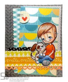 by Kristy Dalman using Boy's Best Friend Tobie