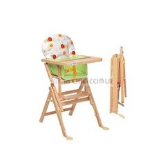 Foppapedretti chair discounted to 149 € instead of 187 €!  The Sediolone arises from the need to ensure your child a chance to eat in a comfortable and safe, protected from the risk of falling due to its sudden and unexpected movements, but leave it free to move at the same time.  http://www.lachiocciolababy.it/bambino/seggiolone_foppapedretti_il_sediolone-1861.htm