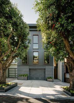 Fitty Wun Modern Home in San Francisco, California by Feldman… on Dwell