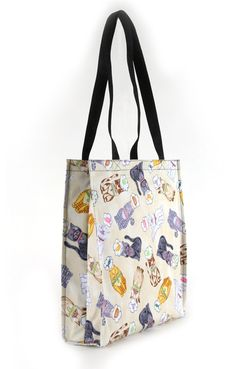 Hungry Cats Tote Bag