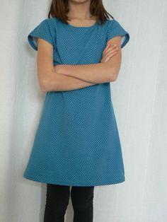 Ma petite robe minute - patron maison - | Mes petites coutures