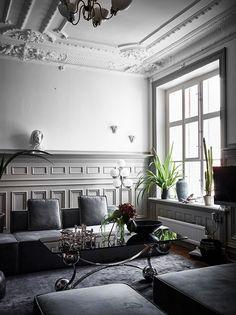 Grandios byggherrevåning om 184 kvm ‹ Dansk inredning och design